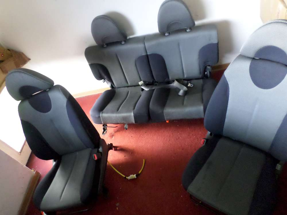 Daihatsu YRV 1.3 Top  Bj 2002 Orginal Sitze Komplett  5-Türer