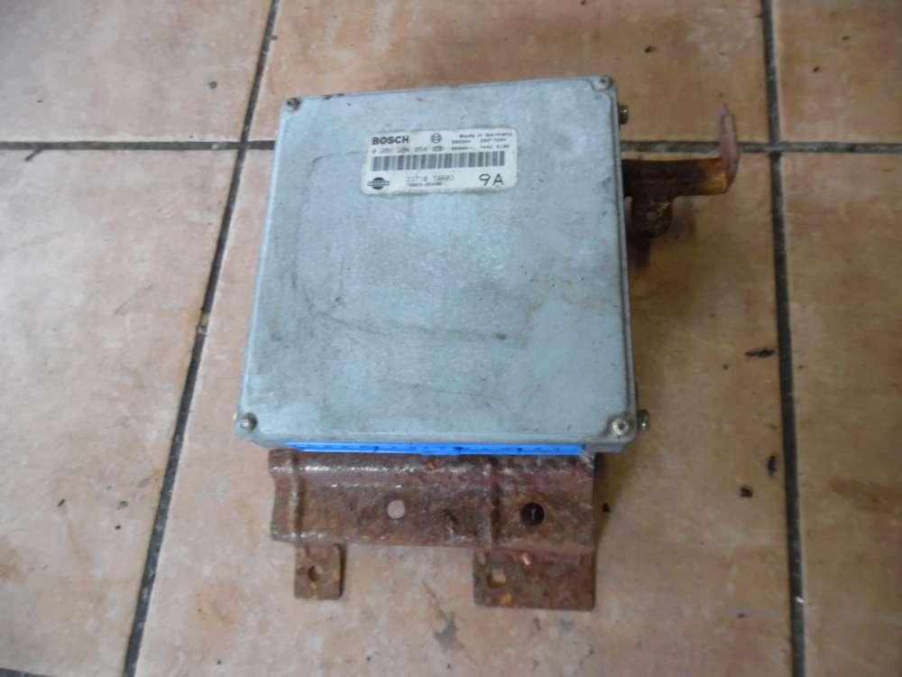 Nissan Micra K11 Motorsteuergerät Steuergerät 2371074B04 Bosch 0261204854