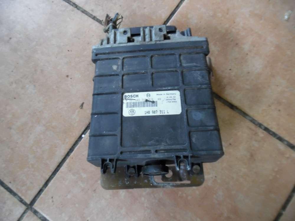 VW Golf III 1H Steuergerät Motorsteuergerät 1H0907311L Bosch 0261203319