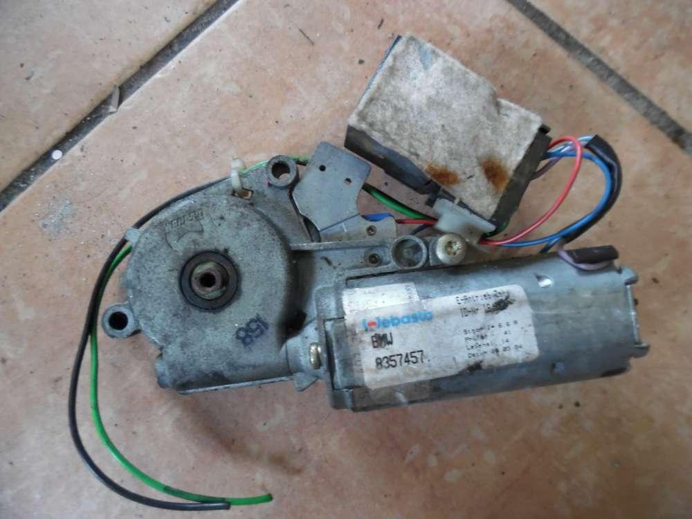 BMW 3er E36 Schiebedach Motor Elektrisches Schiebehebedach 8357457