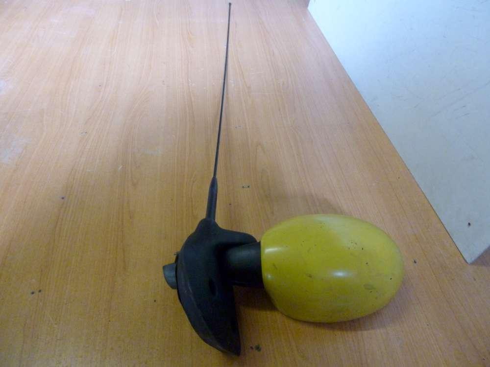 Renault Twingo Außenspiegel elektrisch lackiert mit Antenne Links 014001