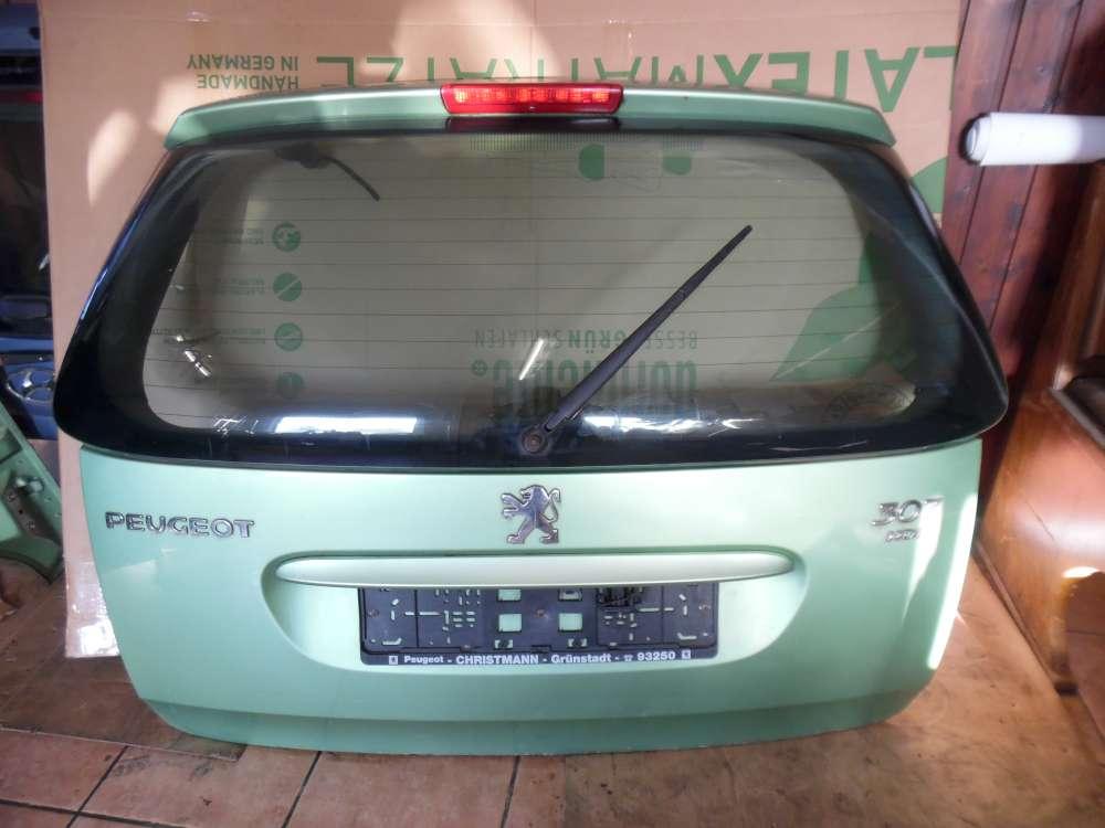 Peugeot 307 Heckklappe Kofferraum Heckscheibe