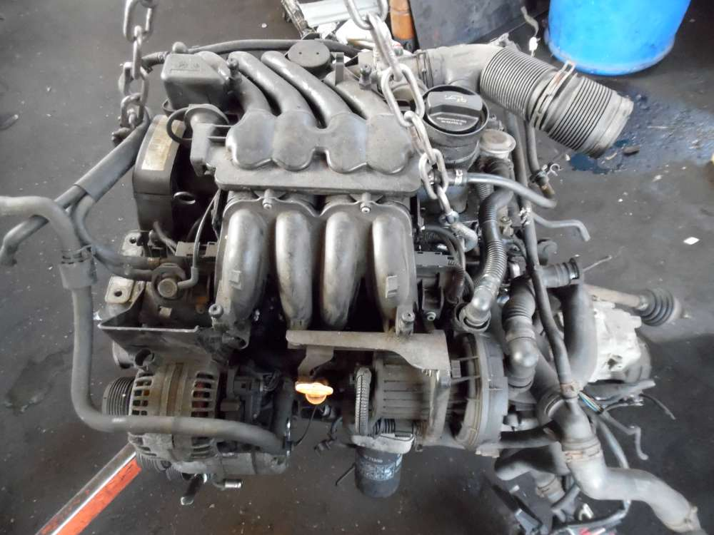 Audi A3 8L 1,6L Benzinmotor Motor Code APF