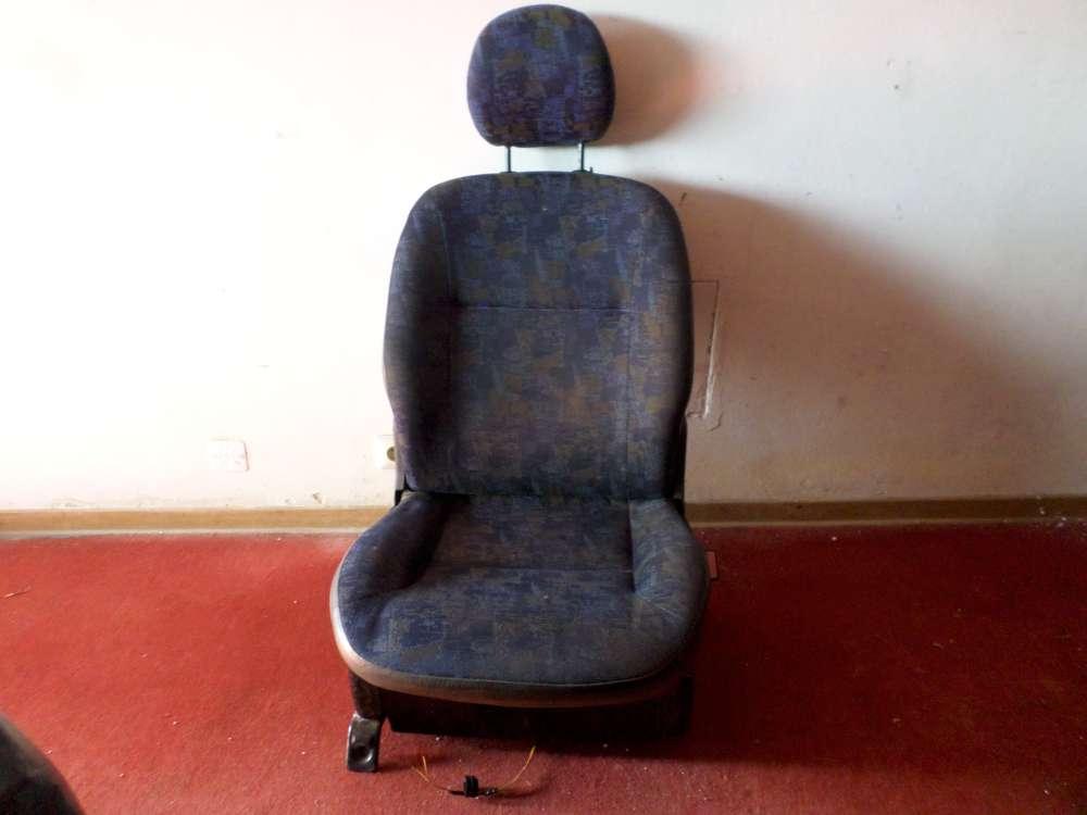 Sitz Beifahrersitz Vorne Rechts Peugeot Partner  97-02