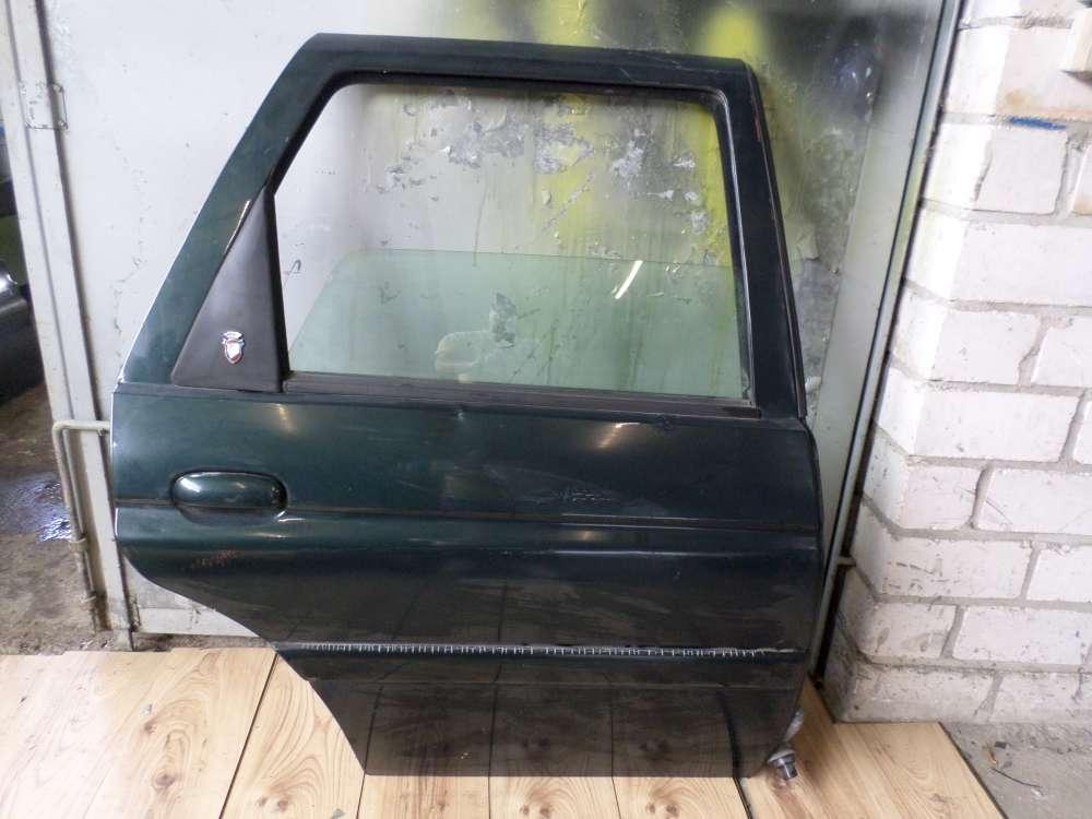 Ford Escort GAL Bj 1993 Tür Hinten Rechts Farbe: Dunkelgrün
