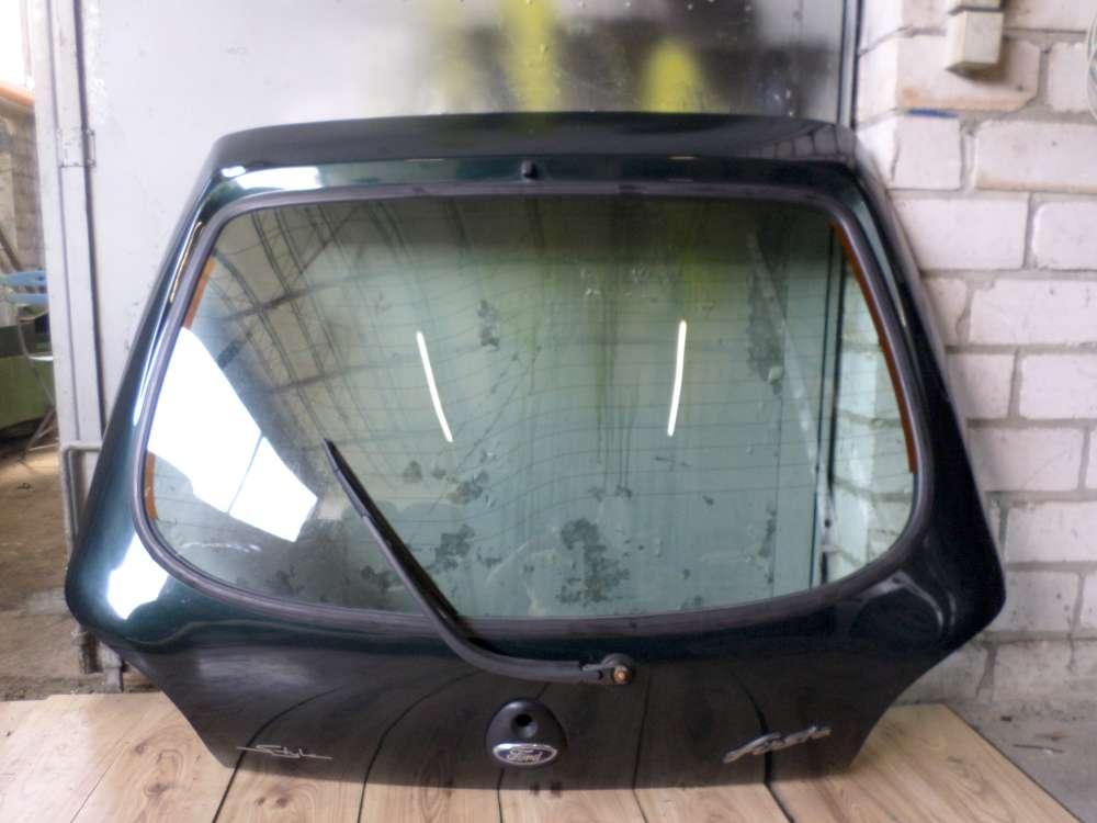 Ford Fiesta IV JA_, JB_ Bj 1998 Heckklappe ab 1995 bis 2002 Farbe Ölfarbe Grün