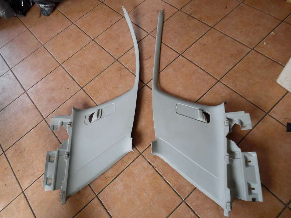 VW Golf III C-Säule Verkleidung Abdeckung Re / Li 1H6867 288 1H6867287