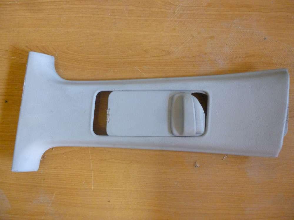 VW Golf 3 Verkleidung B Säule Abdeckung Links 1H0868313