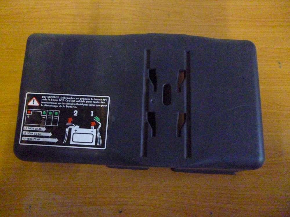 Citroen Xsara Deckel Batteriekasten Batterie