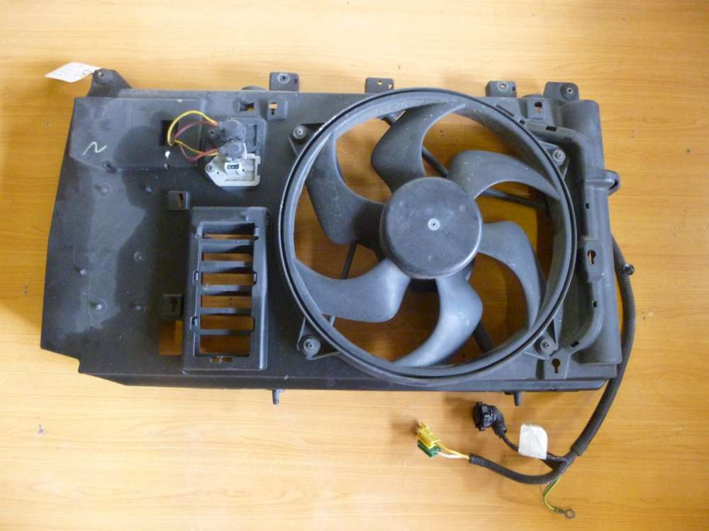 Citroen Xsara Picasso Lüfter Lüftermotor Ventilator