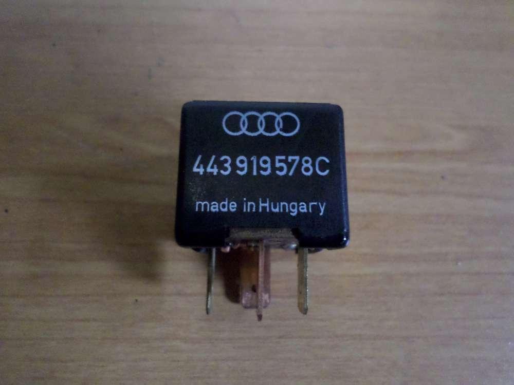 Audi VW Relais NR 267 443919578C
