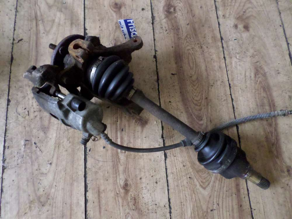 Ford KA Achsschenkel mit Bremssattel Stoßdämpfer Vorne Links