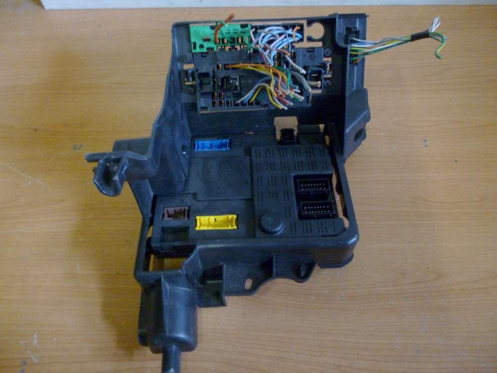 Citroen Xsara Picasso Bj:2001 Steuergerät Modul mit Sicherungskasten 9642409480
