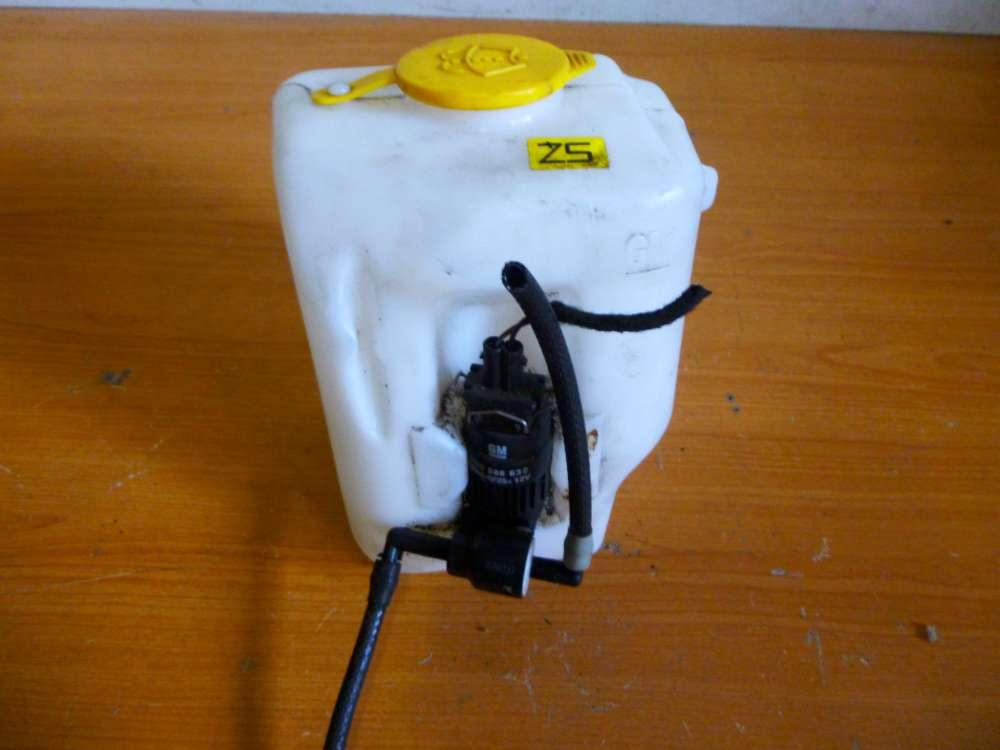 Opel Corsa C Wischwasserbehälter mit Pumpe 090586632