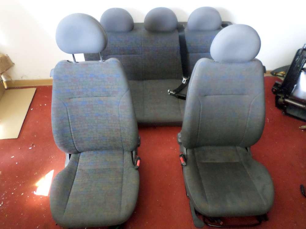Opel Corsa C  3 Türer Orginal Sitze Komplett