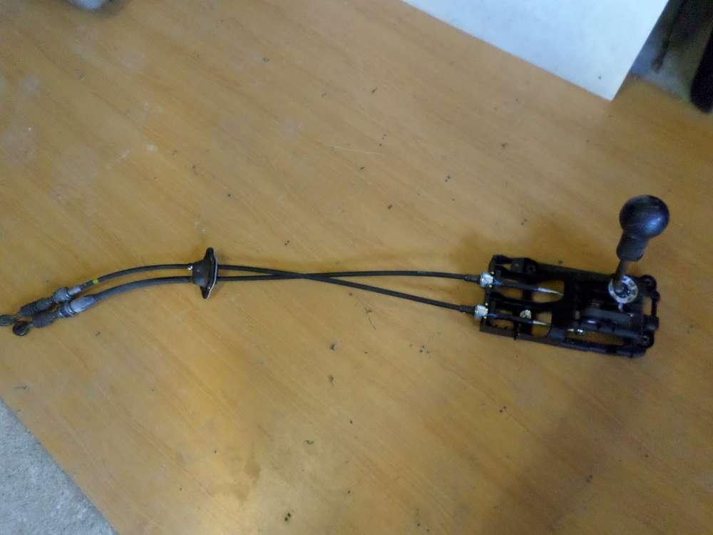 Orginal Chevrolet Matiz Bj:2007 Schaltknauf Schaltkulisse Schalthebel Seilzüge