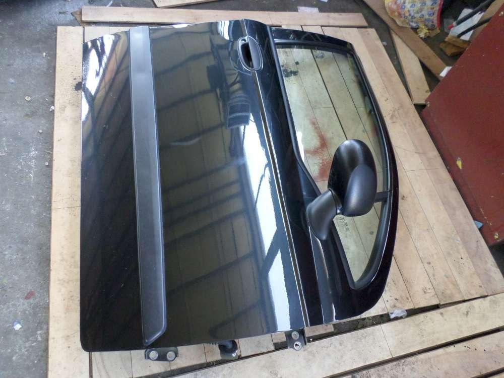 Chevrolet Matiz M200 M250 Bj 2007 Tür Vorne Rechts Farbcode: 87U Schwarz
