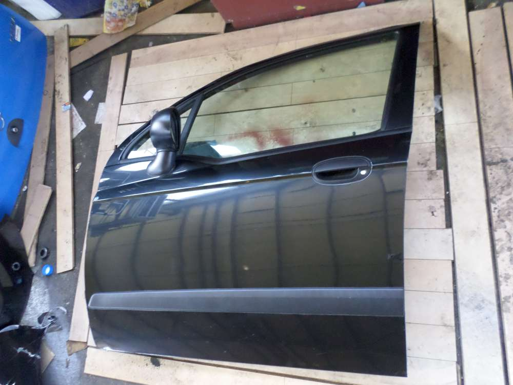 Tür Vorne Links Orginal Chevrolet Matiz Bj.2007 Farbcode:87U Schwarz