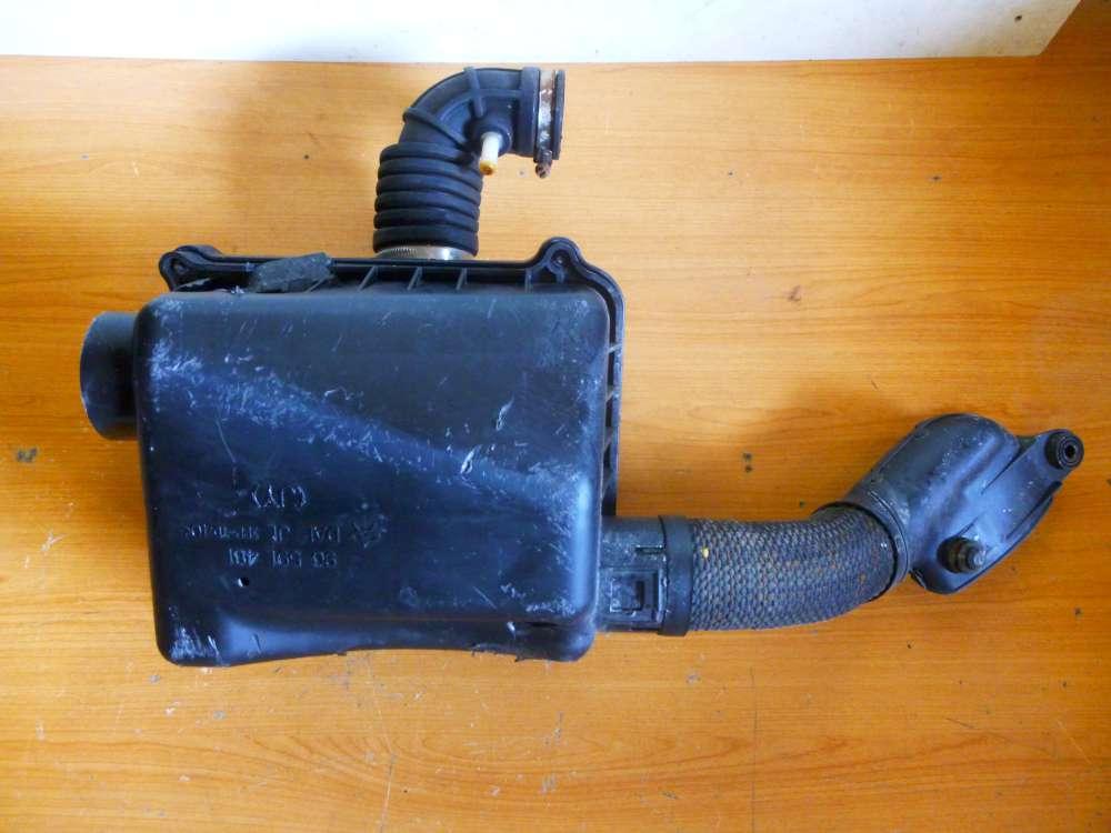 Chevrolet Matiz Bj 2007 Lüftfilterkasten Lüftfiltergehäse 96591481 / 96 591 481