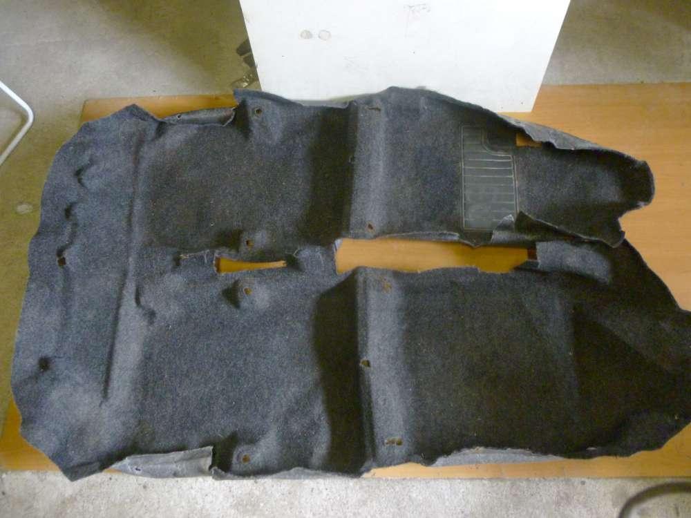 Chevrolet Matiz Bj:2007 Teppich hinten grau