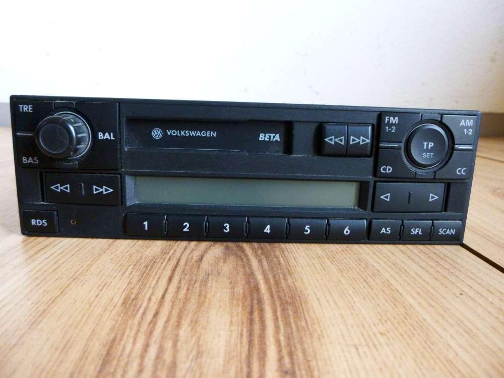 VW Passat Bj 2000 Volkswagen BETA 5 Radio Cassette  1J0 035 152 E