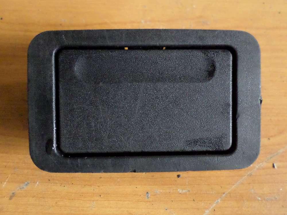 BMW E34 Griffmulde Einlegeboden schwarz 8120256