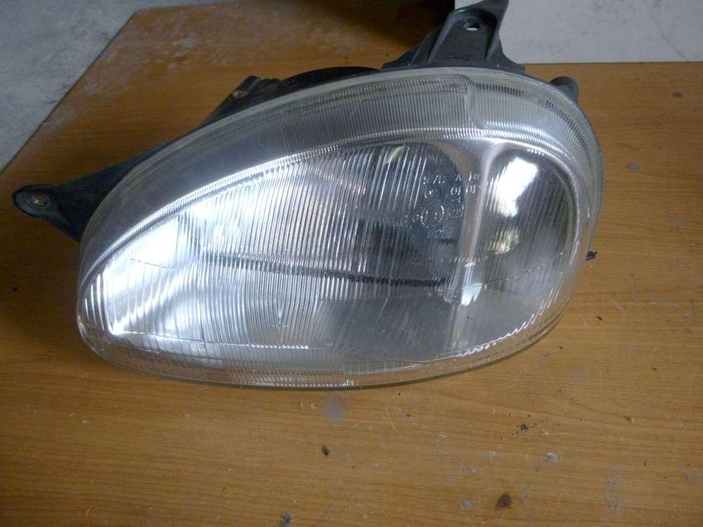 OPEL CORSA B Scheinwerfer Links Valeo  5027