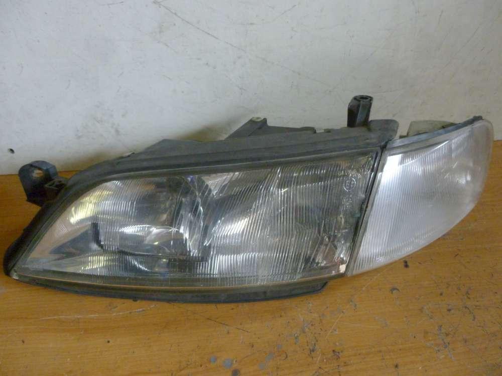 Opel Vectra B Scheinwerfer Hauptscheinwerfer Links 4159-88201726