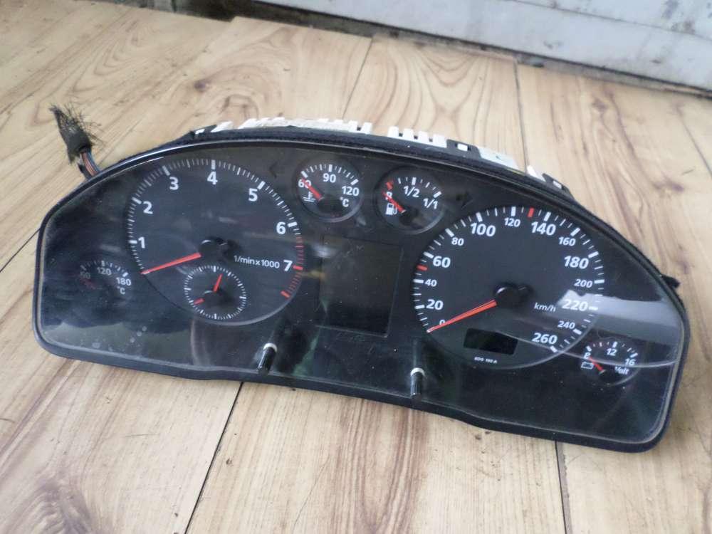 Kombiinstrument Tacho Original AUDI A4  Bj 98     8D0919034F 110008837002