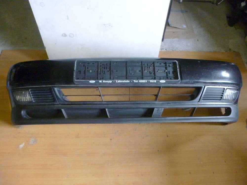 Seat Ibiza Original Bj 1999 Stoßstange vorne mit Nebenleucht Schwarz 6K0807221K