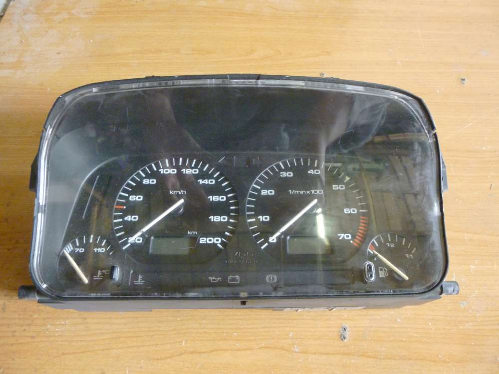 VW Golf 3 III  Kombiinstrument Tacho 1H6919033A