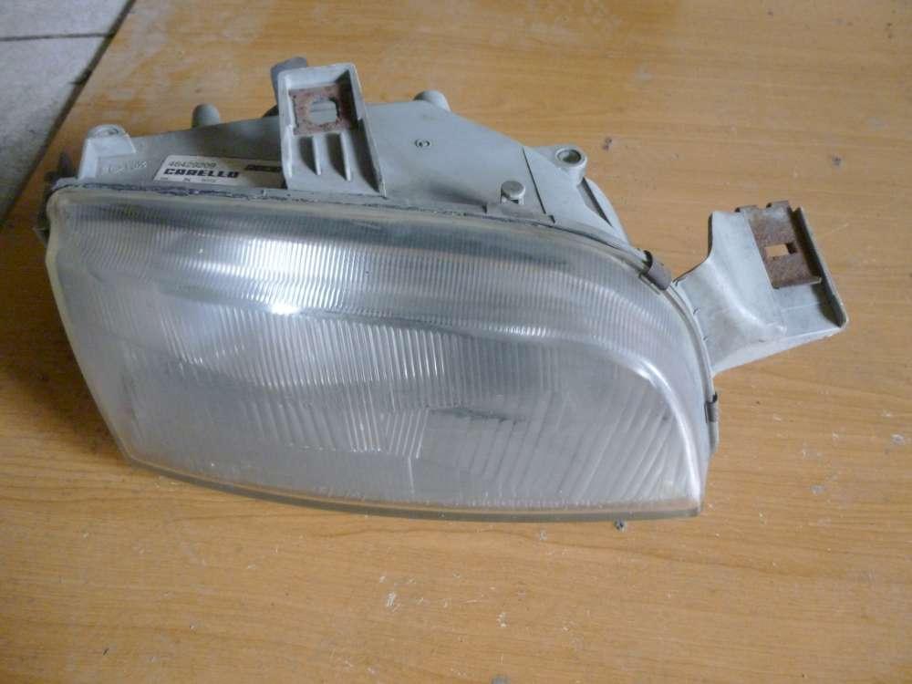 Fiat Punto Frontscheinwerfer Rechts 36460748 / 46429209