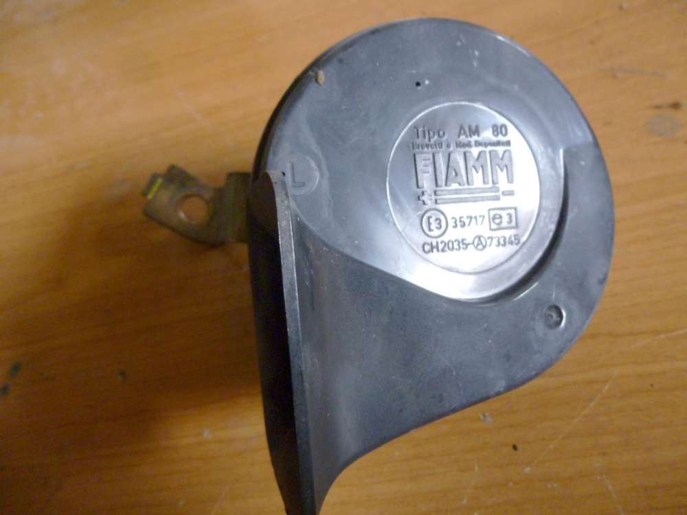 FIAMM Audi 80 90 coupe Hupe Signalhorn 35717