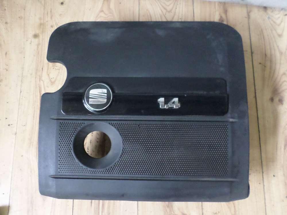 Seat Ibiza 6L BJ2005 Original Luftfilterkasten Motorabdeckung 036129607CT