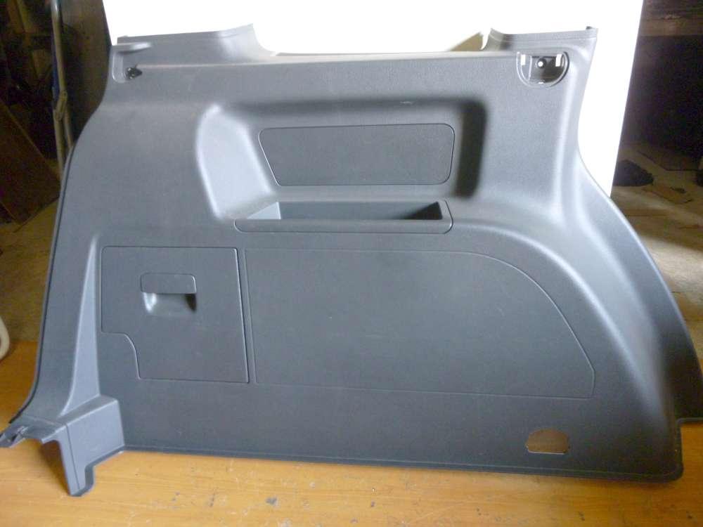 VW Touran Bj:2004 Kofferraum Seitenverkleidung anthrazit Hinten Links 1T0867036