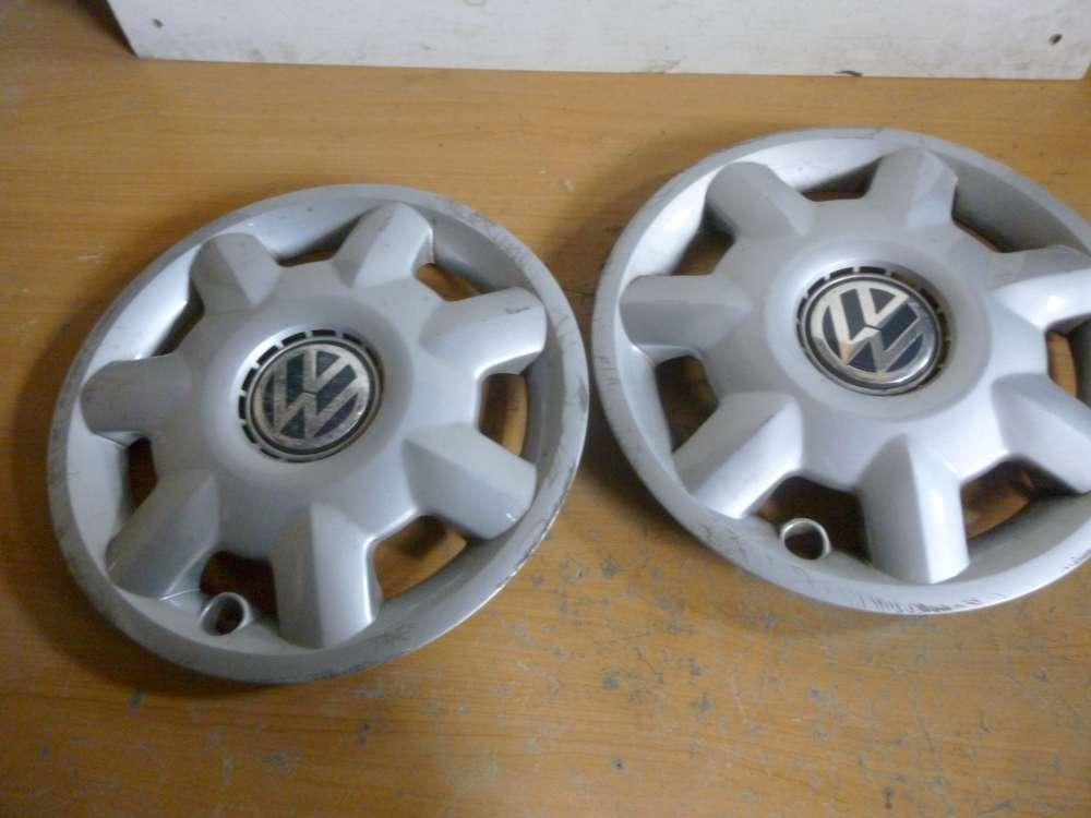 Original VW Radkappe Radzierblende 14 Zoll  1H0601147