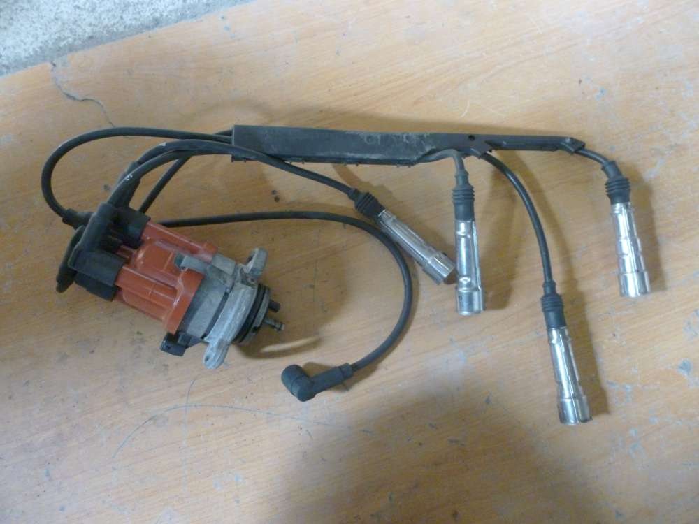 VW Polo Original Seat Arosa / Zündverteiler & Kabel / 030905205 / 032905487B
