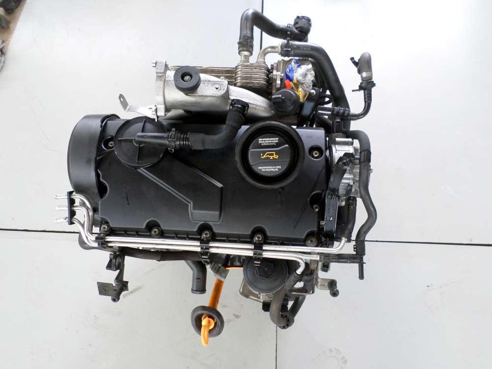 Motor HGL 1.9/2,0 TDi VW Touran Golf Passat Skoda Octavia Seat Altea 67,000 KM