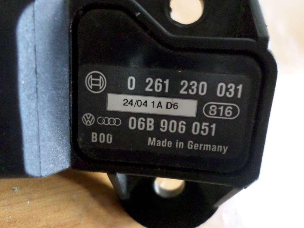 VW Touran Bj:2004 Drucksensor 06B906051 0261230031