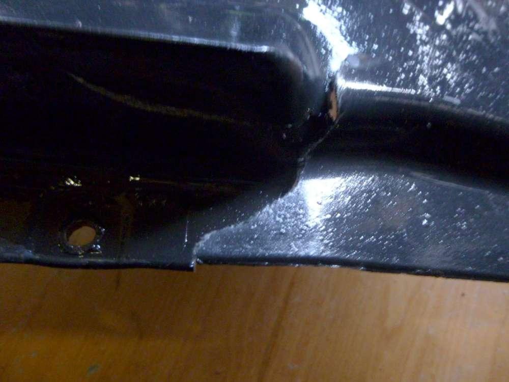 VW Touran Bj:2004 Unterfahrschutz Unterbodenschutz Verkleidung Links 1K0825271A