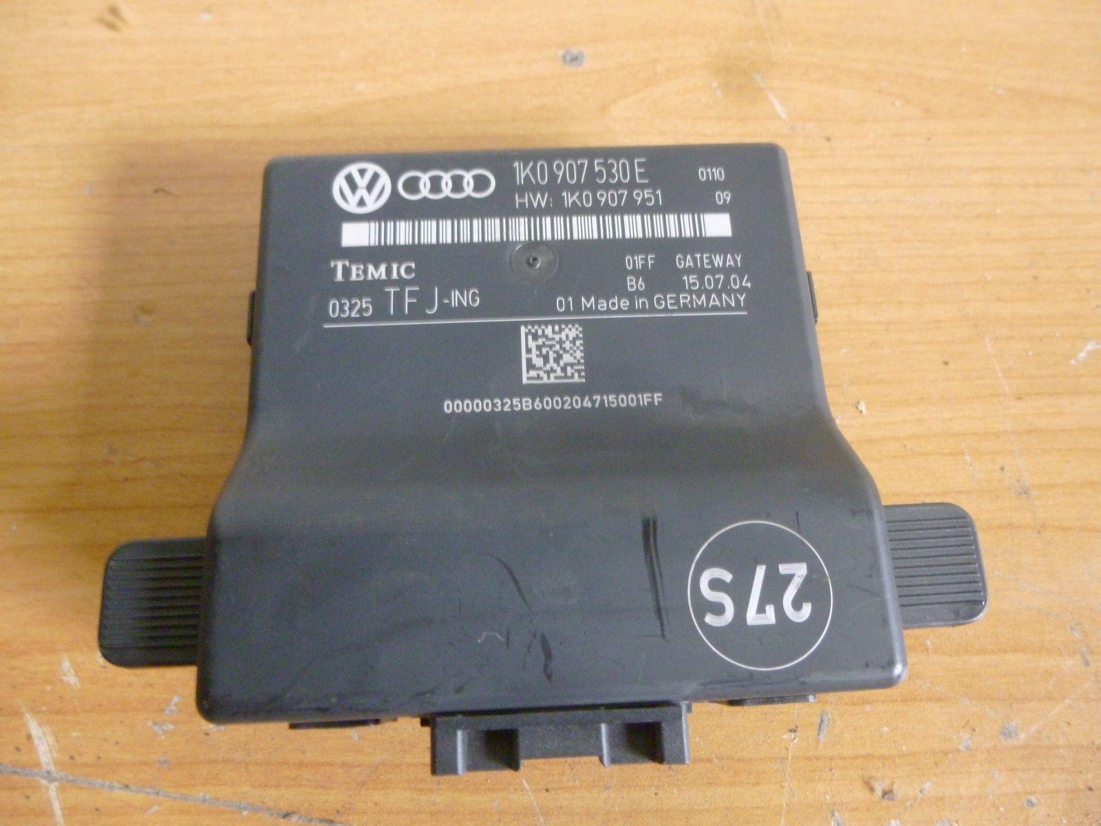 VW Touran Bj:2004 Gateway Steuergerät 1K0907530E