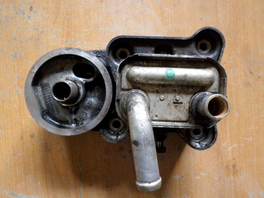 Original Ford Focus 1,8 Bj 1999 Ölkühler Und FILTERGEHÄUSE XS4Q-6B624-AC