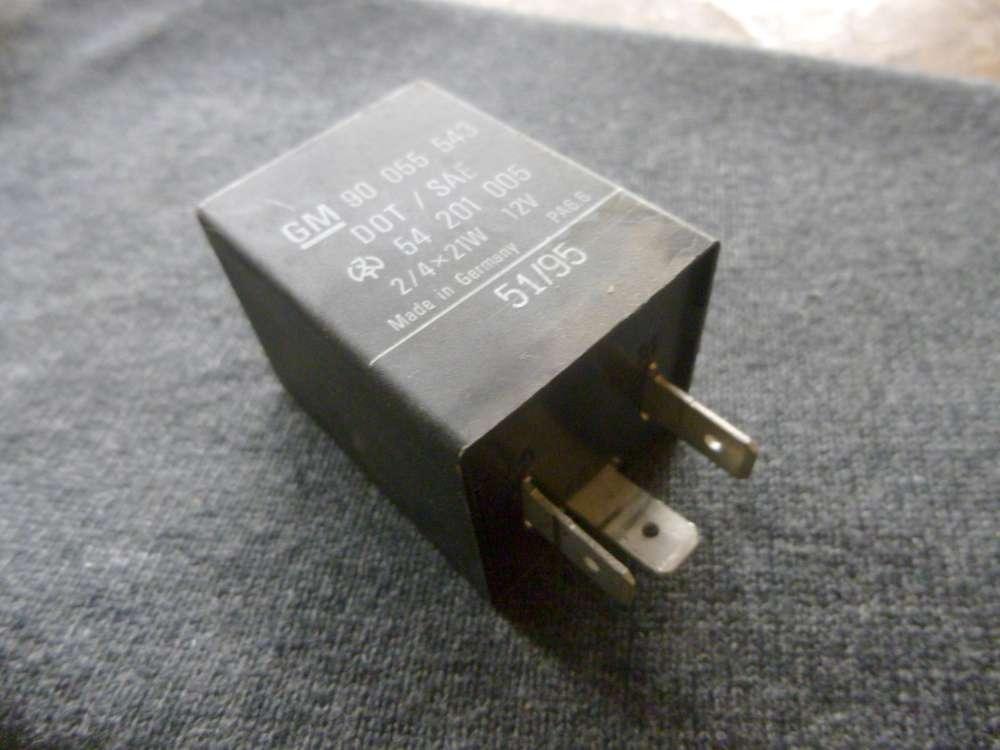 Opel  Blinker Relais 90055543