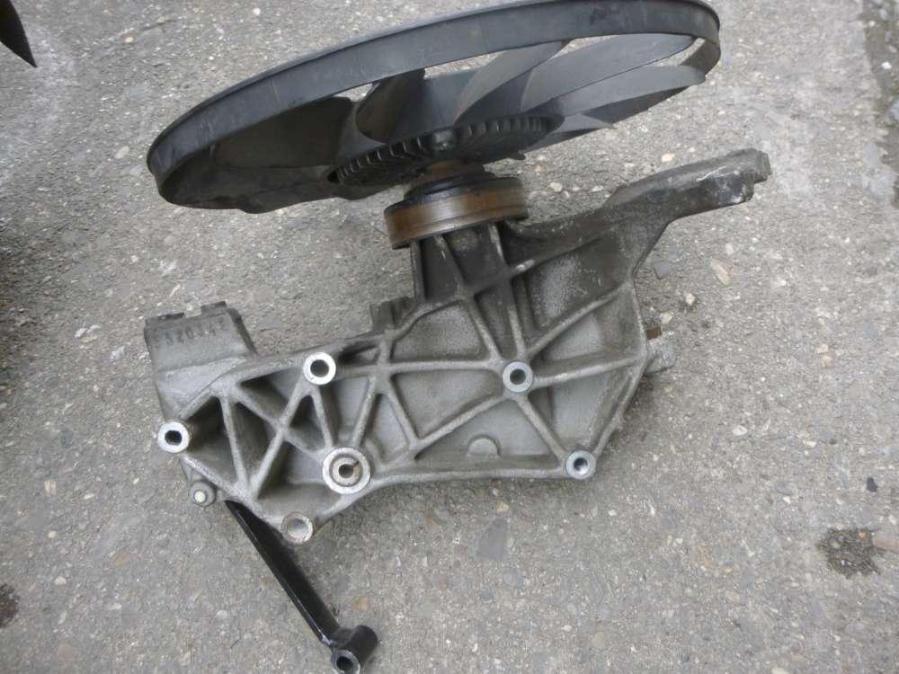 Audi A6 Halter Lichtmaschine Lüfter mit Viscokupplung 058145523  058121347