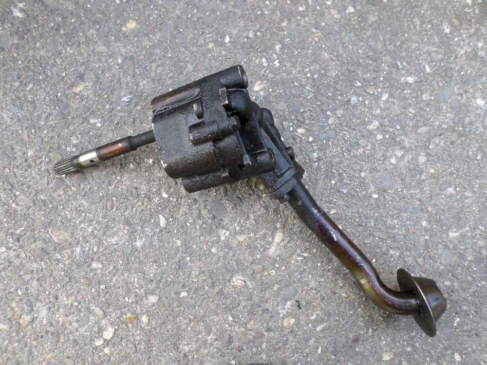 Original Audi A6 VW Passat Ölpumpe Pumpe 058115153