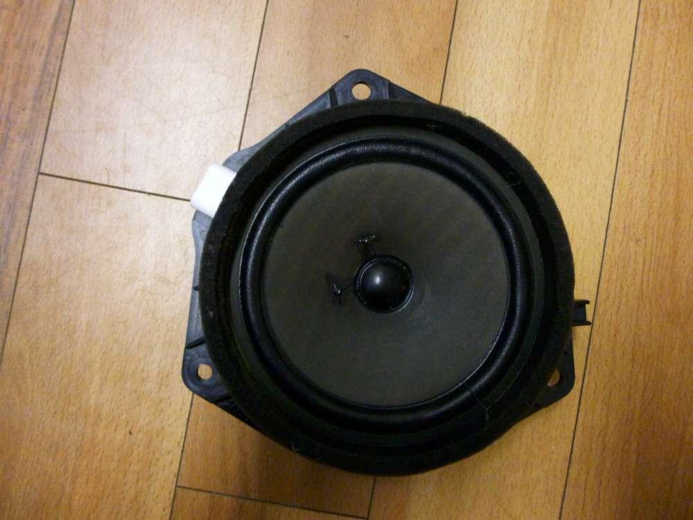 TOYOTA YARIS VERSO Bj 99-05 Lautsprecher hinten Links BOX  Türlautsprecher 86160-52030