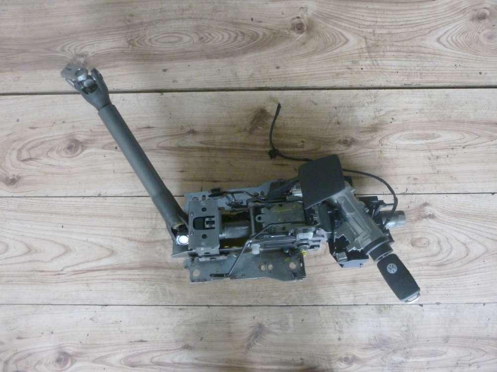 VW Touran Bj.2004 Lenksäule Zündschloss mit 1 Schlüssel 1K0953503E 04072913 181129000