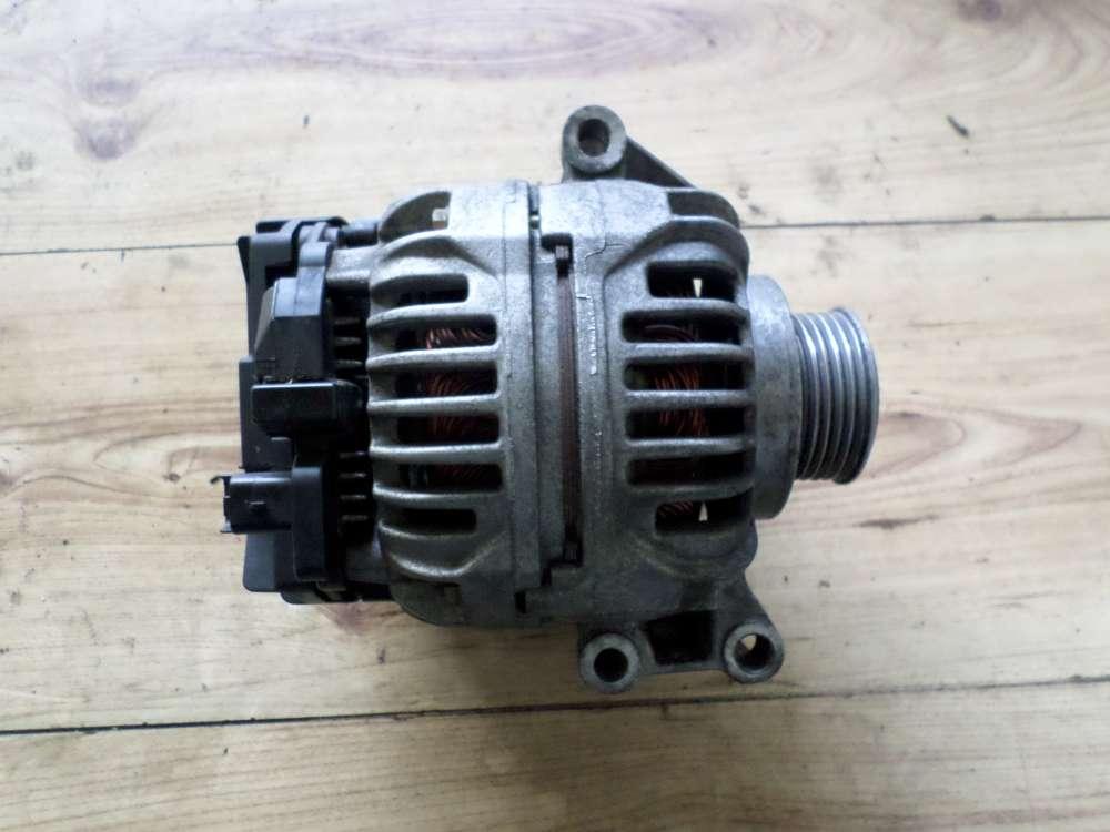 Original Lichtmaschine - Generator - 7700434900 - Renault Megane Scenic Bj 99 _ 132000KM