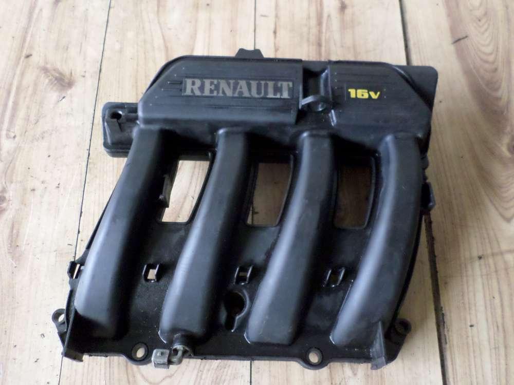 Renault 1,6 Megane Scenic Ansaugkrümmer 8200020647