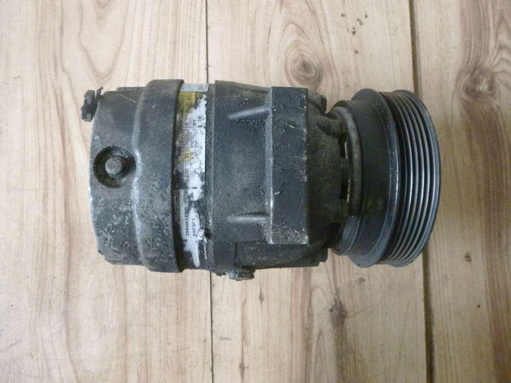 Renault Megane Scenic Klima Kompressor Klimakompressor 7700103536